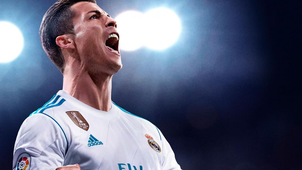 Promocion FIFA 18 Xbox One S