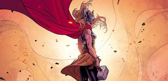 Thor, diosa del trueno