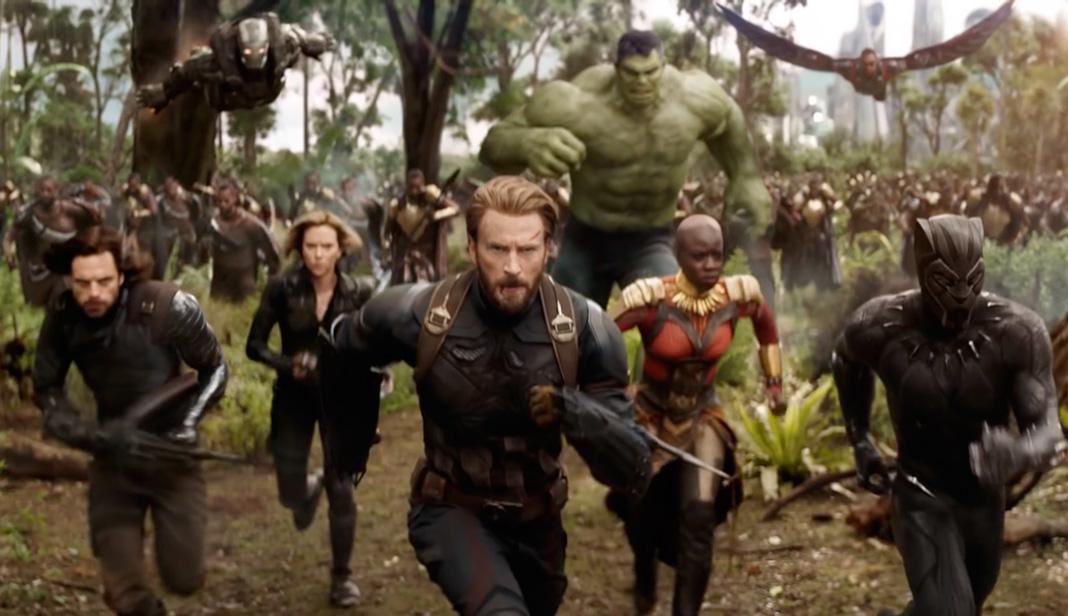 Vengadores 4: El título es un spoiler de Vengadores: Infinity War ...