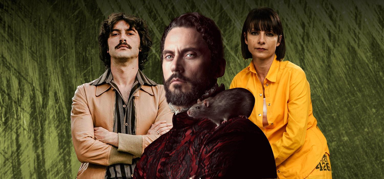 Las 5 mejores series para ver en 20128