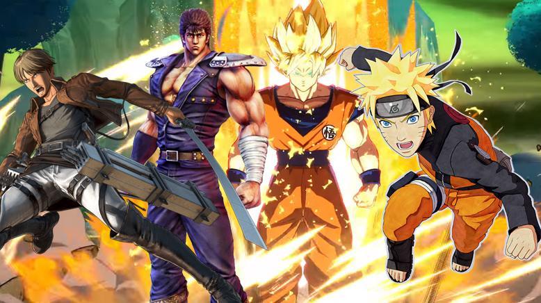Mejores Juegos Anime Y Manga En Ps4 One Switch Y Pc De 2018