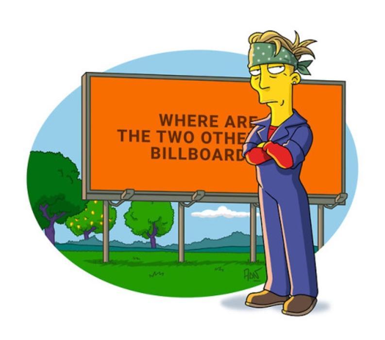 Así serían las películas ganadoras de los Oscar 2018 según Los Simpson