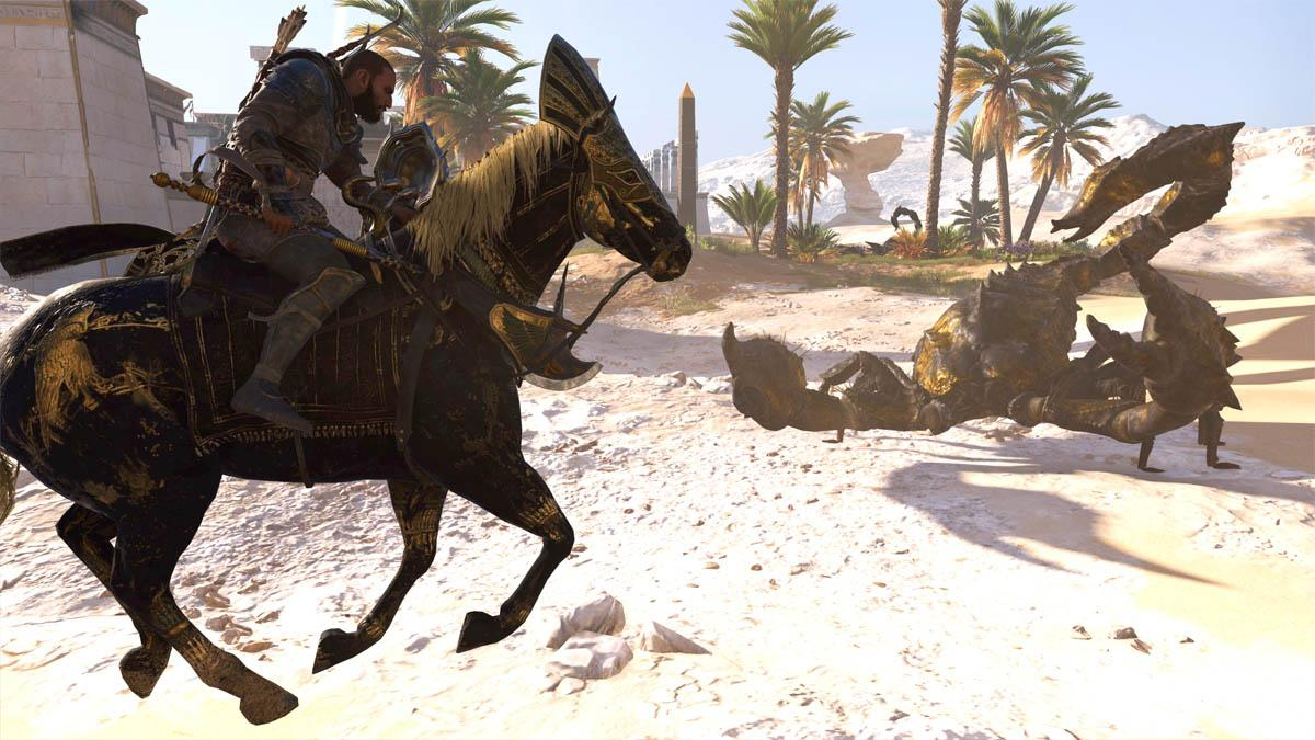 Assassin's Creed Origins - La maldición de los faraones