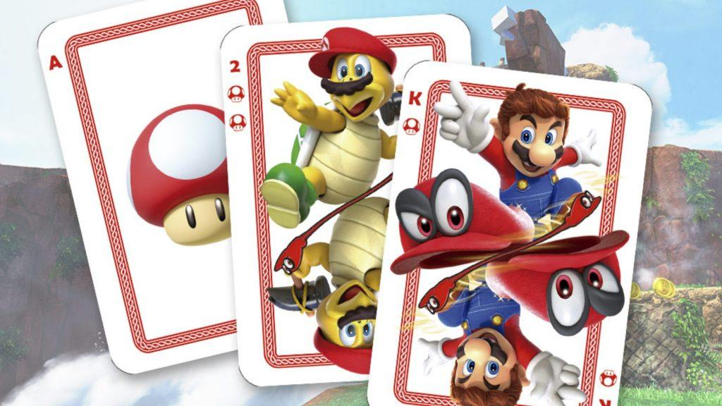 Cartas Nintendo