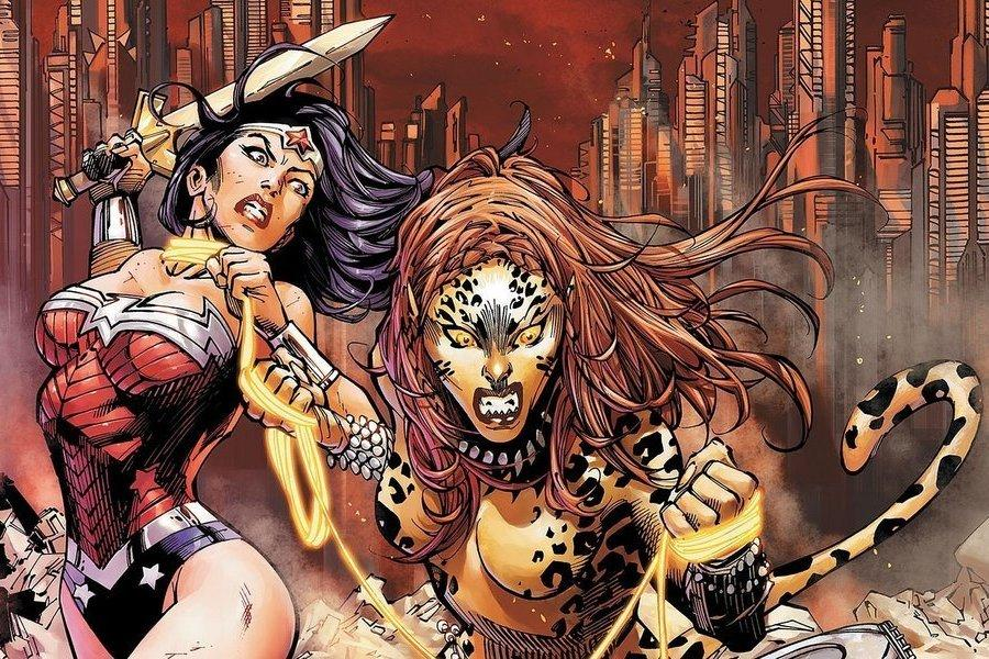 Cheetah en Wonder Woman 2