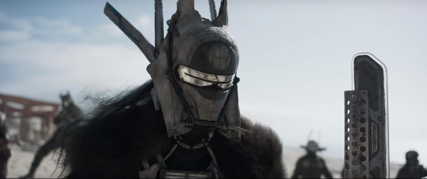 Enfys Nest de Han Solo: Una historia de Star Wars
