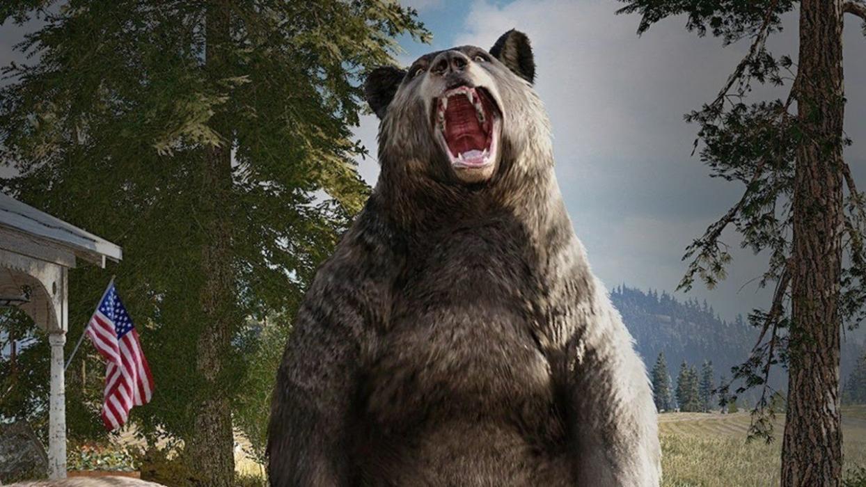 Dónde encontrar a los compañeros animales (perro, oso y puma