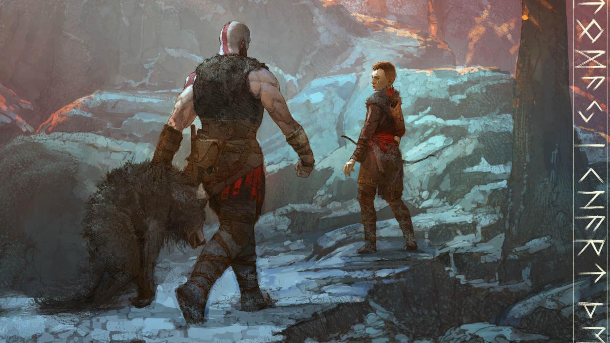 God of War PS4 nuevo juego +