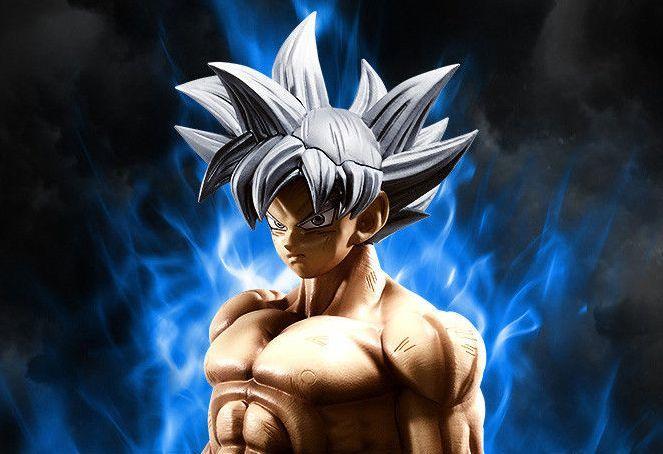 Dragon Ball Super Todas Las Figuras De Goku Ultra Instinto
