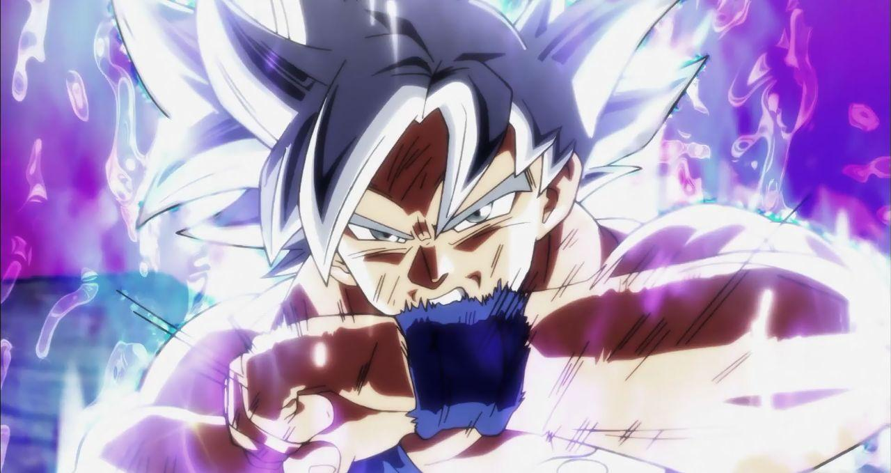 Colorear Goku Goku Ultra Instinto Dominado Para Colorear: Todas Las Figuras De Goku Ultra
