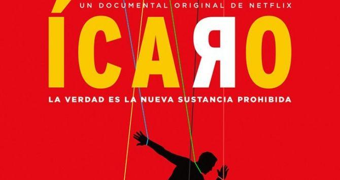 Ícaro, el documental de Netflix