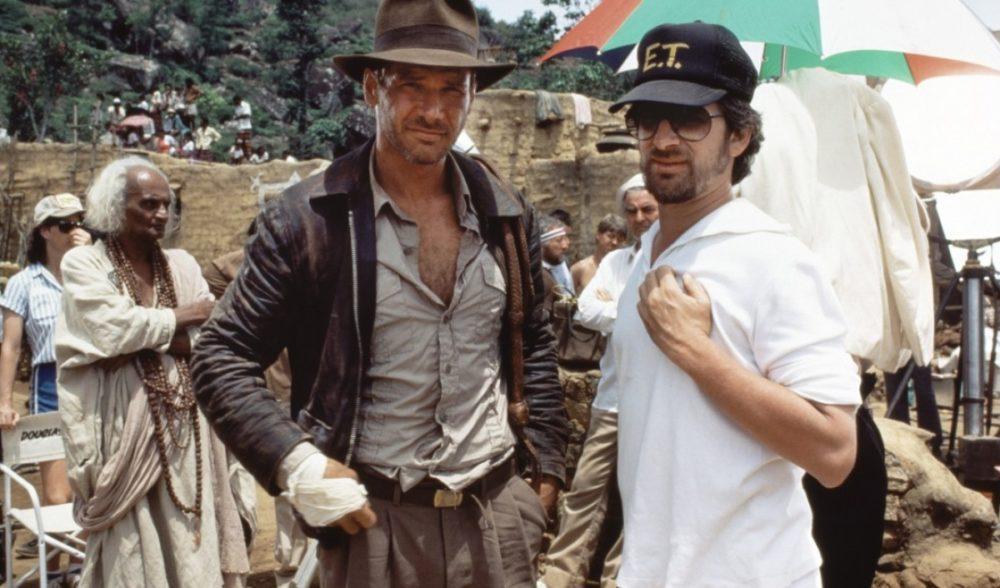 Indiana Jones rodaje