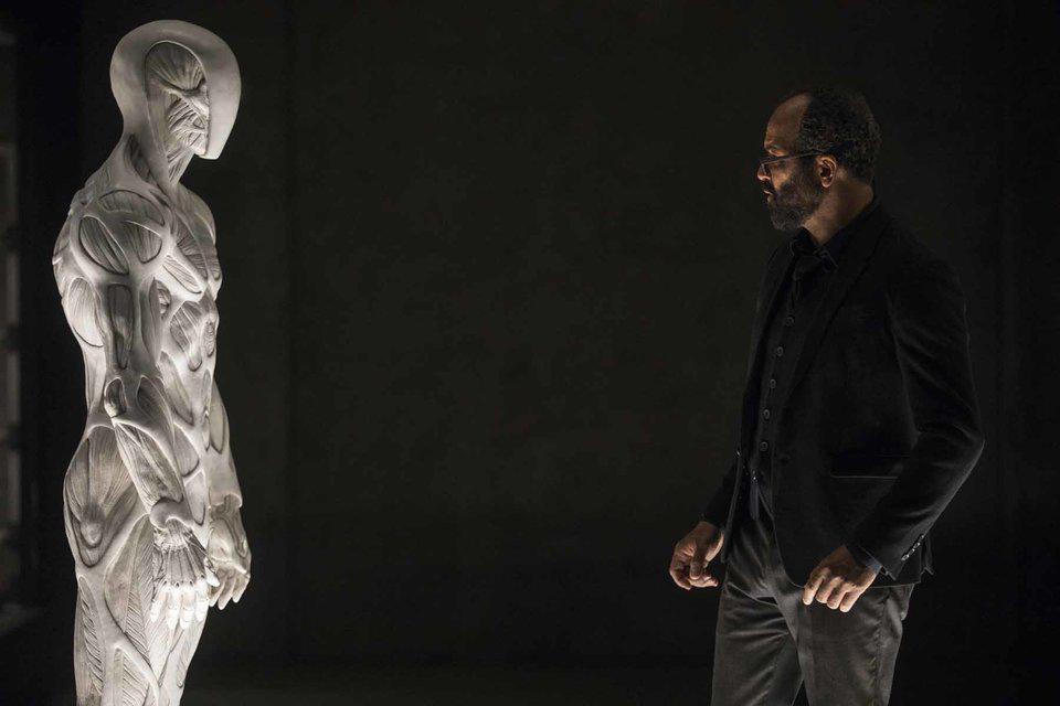 Jeffrey Wright en la temporada 2 de Westworld