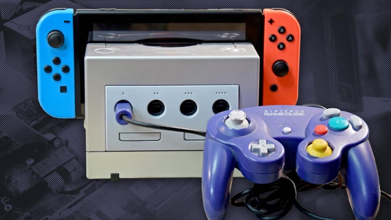 Nintendo Switch GameCube Dock