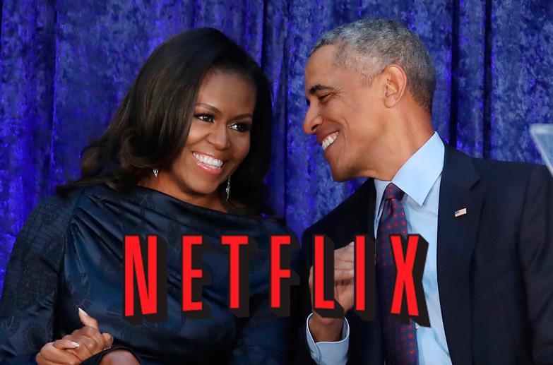 Obama negocia con Netflix