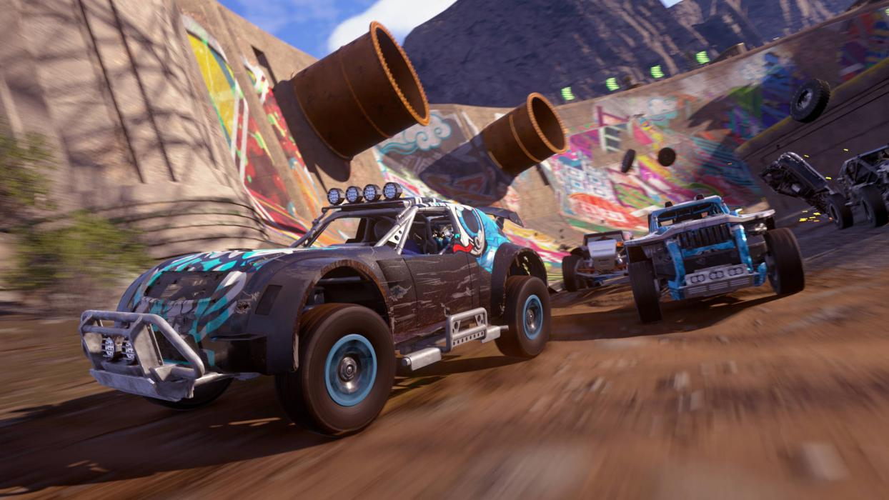 Onrush (PS4/Xbox One)