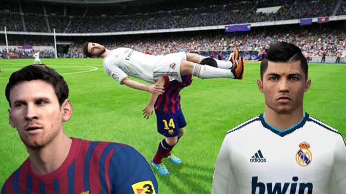 Peores juegos de fútbol