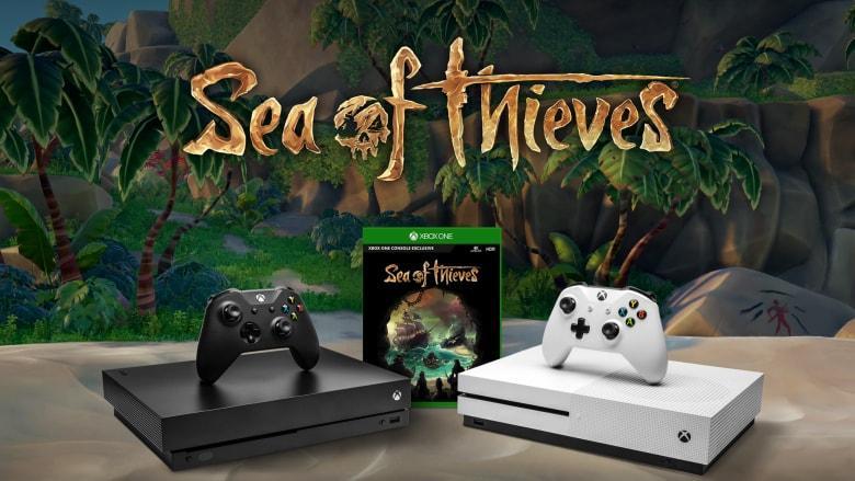 Microsoft Ofrece Sea Of Thieves Gratis Con La Compra De Una Xbox One