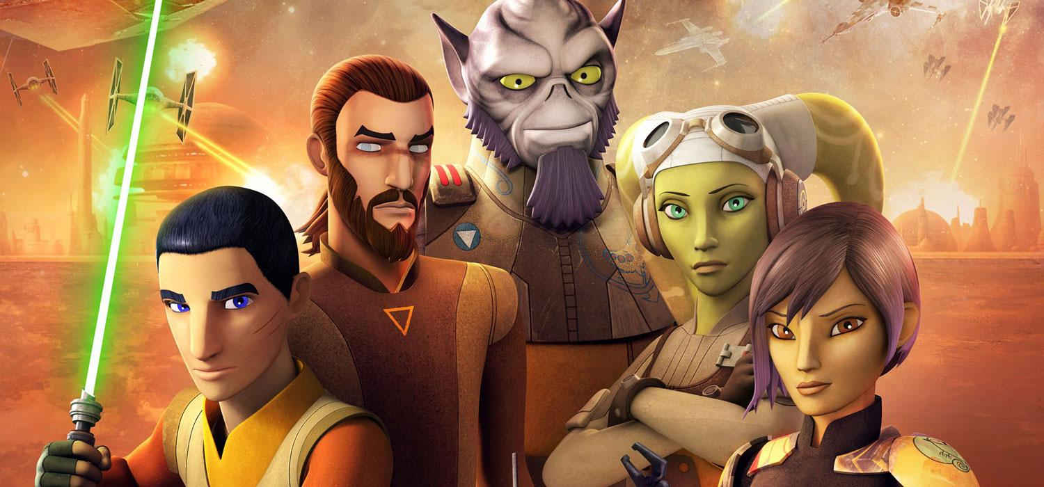 Crítica de Star Wars Rebels Temporada 4 - El final de la