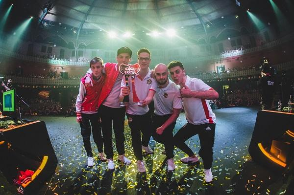 Superliga Orange League of Legends 2018