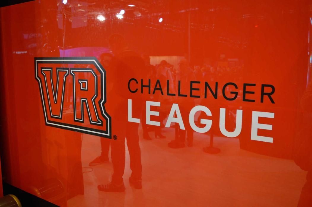 VR Challenger League