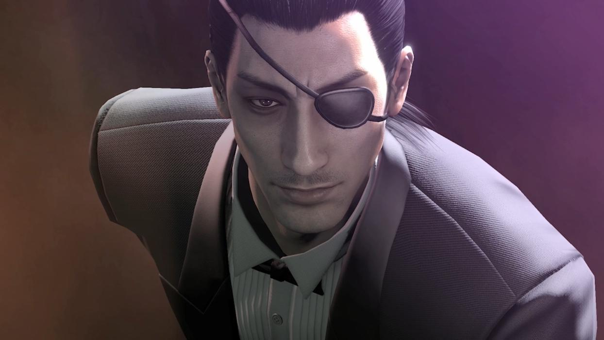 Yakuza 0 Goro Majima