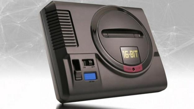 Así es la Mega Drive Mini, nostalgia en la palma de tu mano