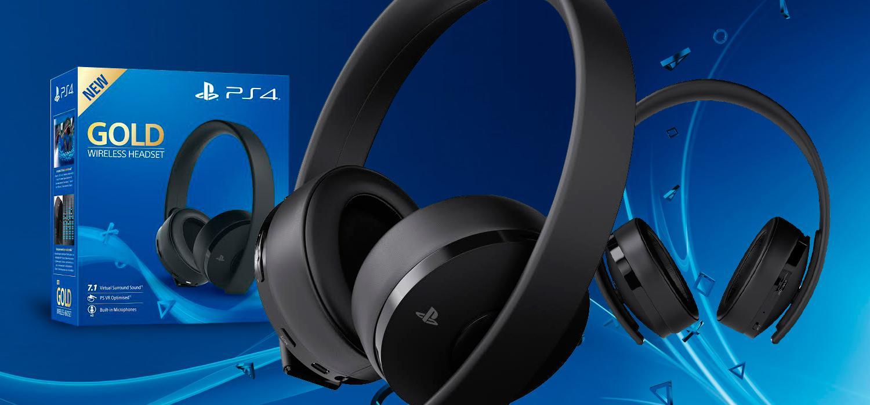 Análisis de Gold Wireless Headset (de 2018) para PS4 y PS VR