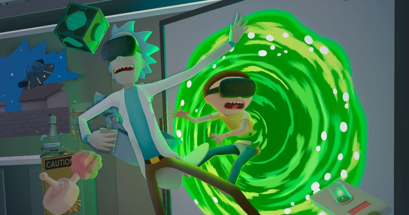 Apertura-Rick-and-Morty-PSVR