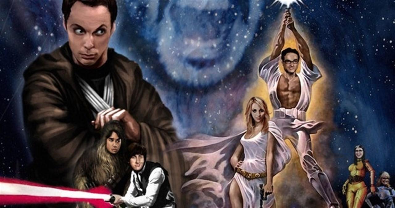The Big Bang Theory Star Wars