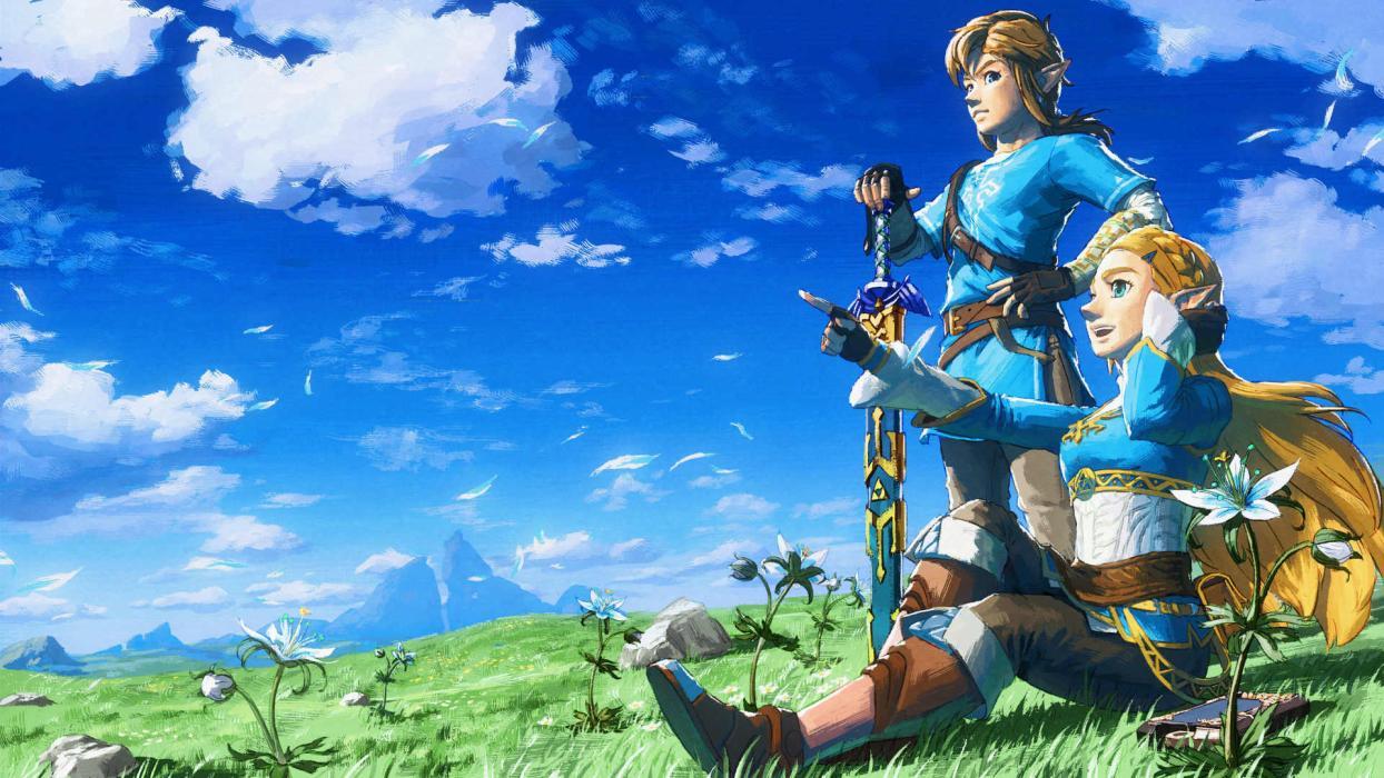 Breath Of The Wild Ya Es El Zelda Más Vendido De La Saga