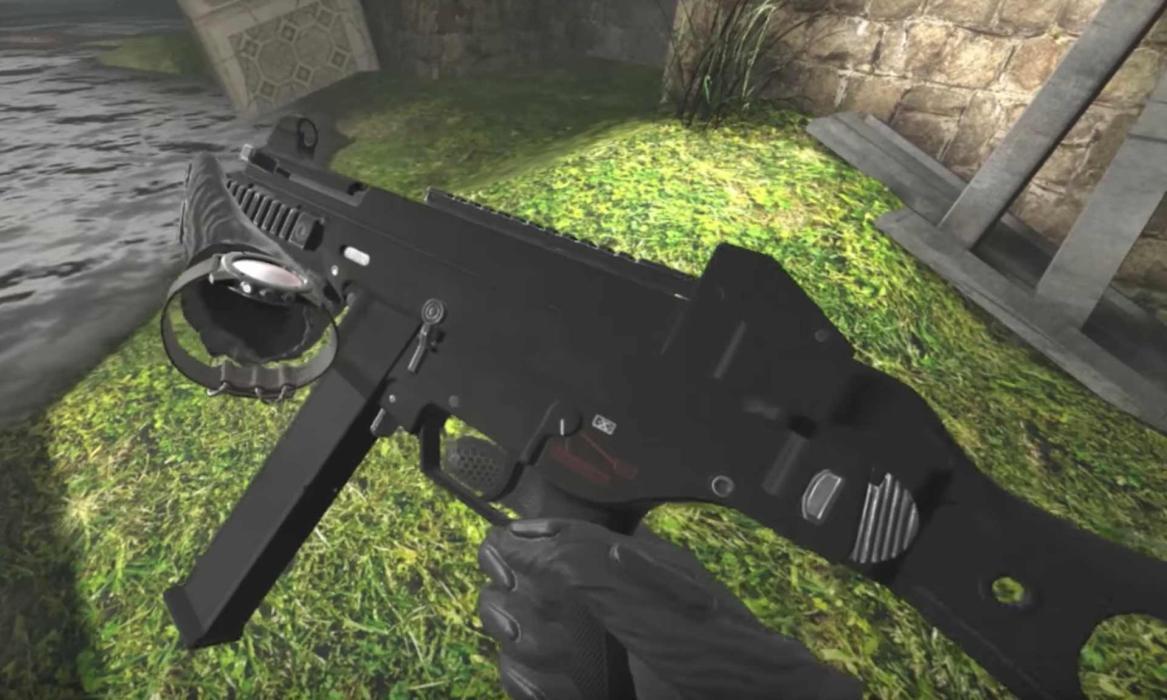 CS:GO VR