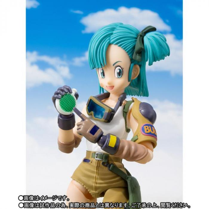Dragon Ball Bulma SH Figuarts