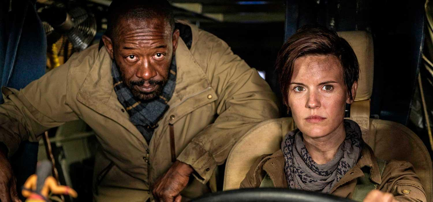 Fear The Walking Dead 4x01