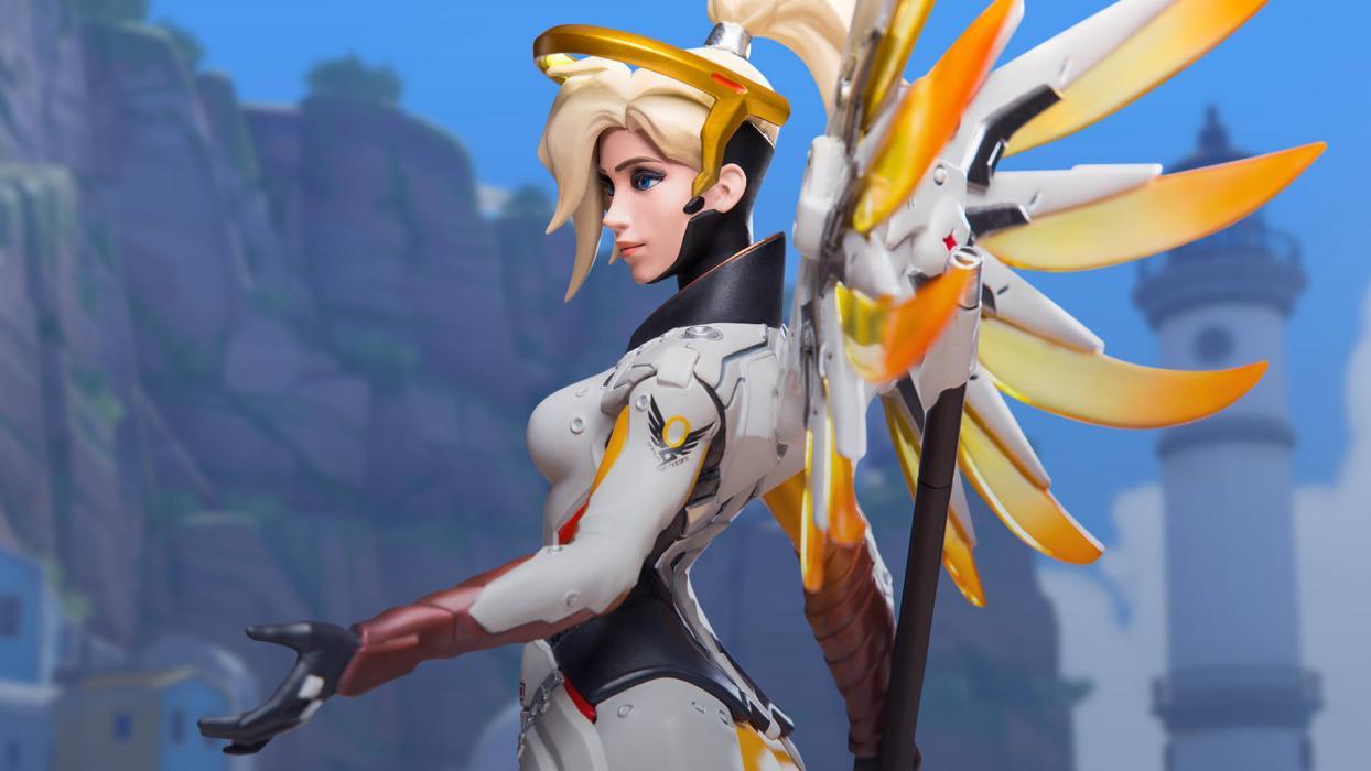 Figura Mercy - esports