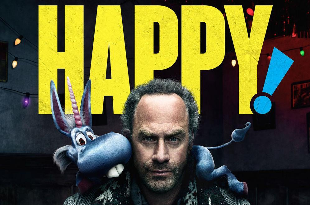 Happy! Netflix