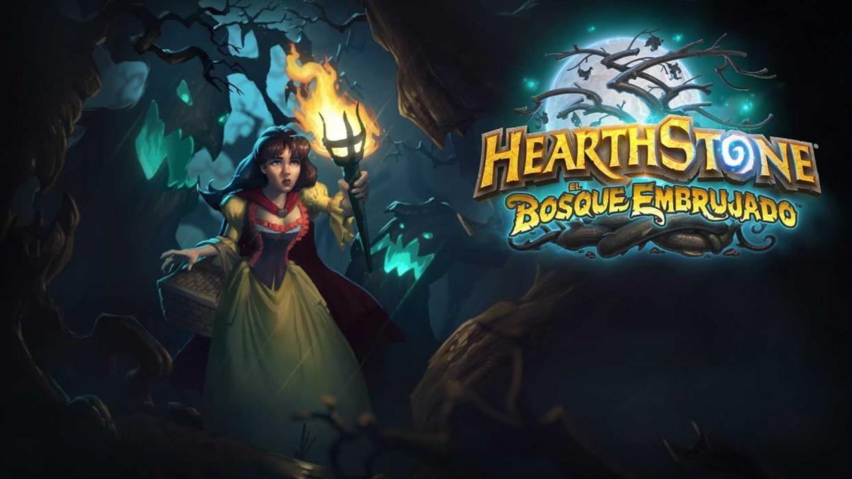 Hearthstone El Bosque Embrujado