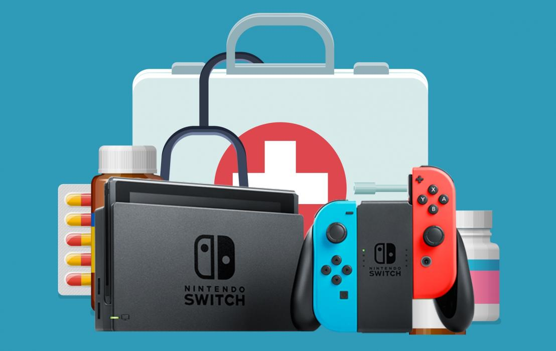 Kit de emergencia Nintendo Switch