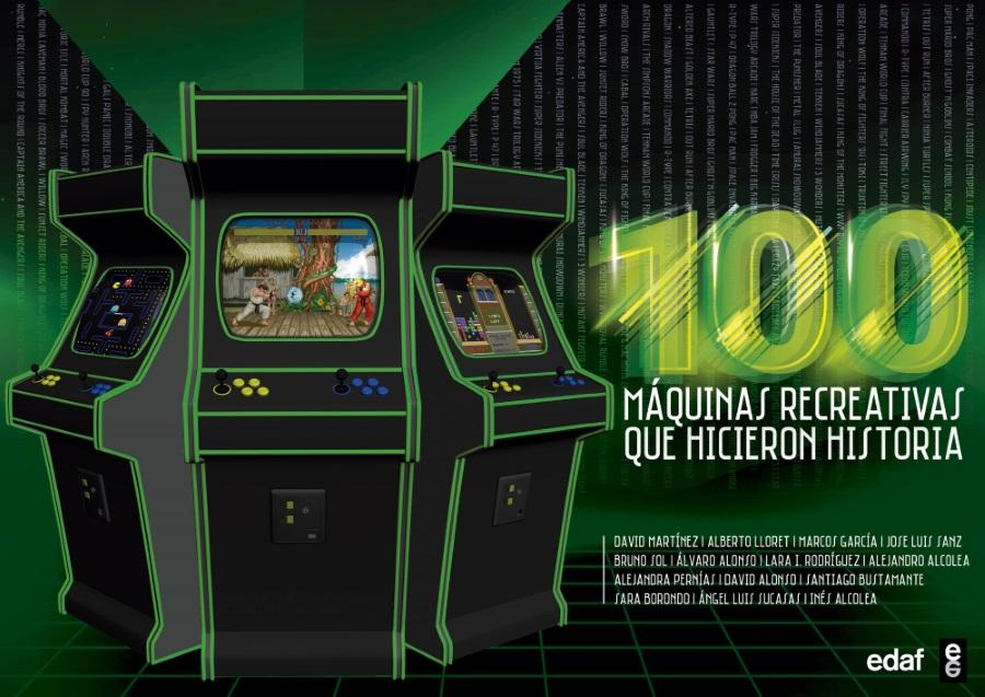100 máquinas recreativas que hicieron historia ya disponible ...