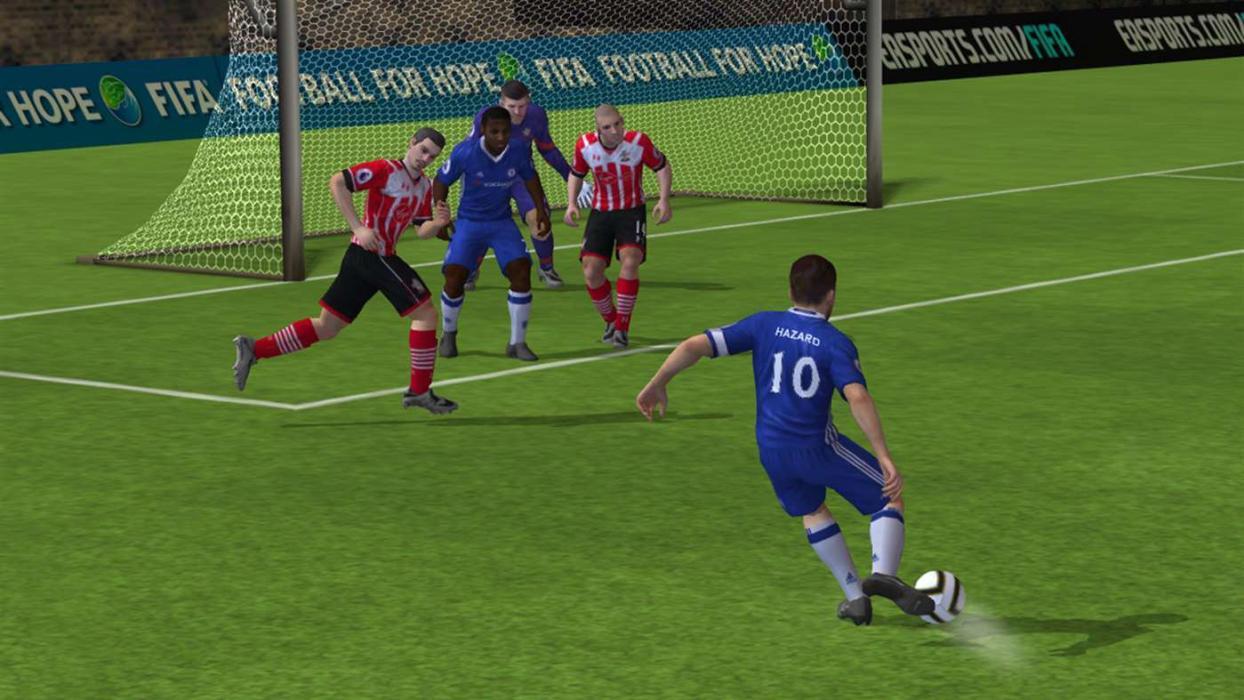 Los 7 mejores juegos Android gratis de fútbol - HobbyConsolas Juegos 7e4d695060d4f