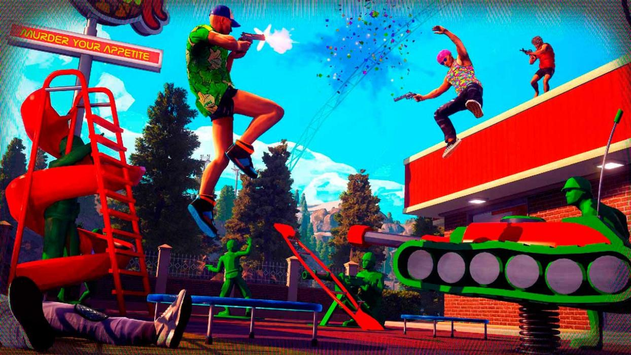 Radical heights - esports