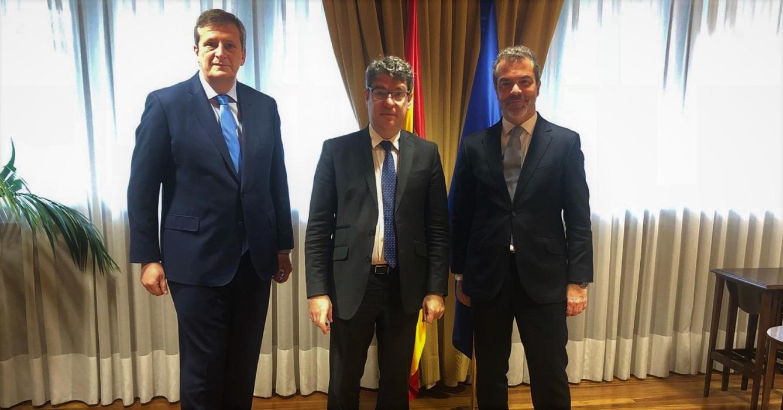 Reunión AEVI - Gobierno