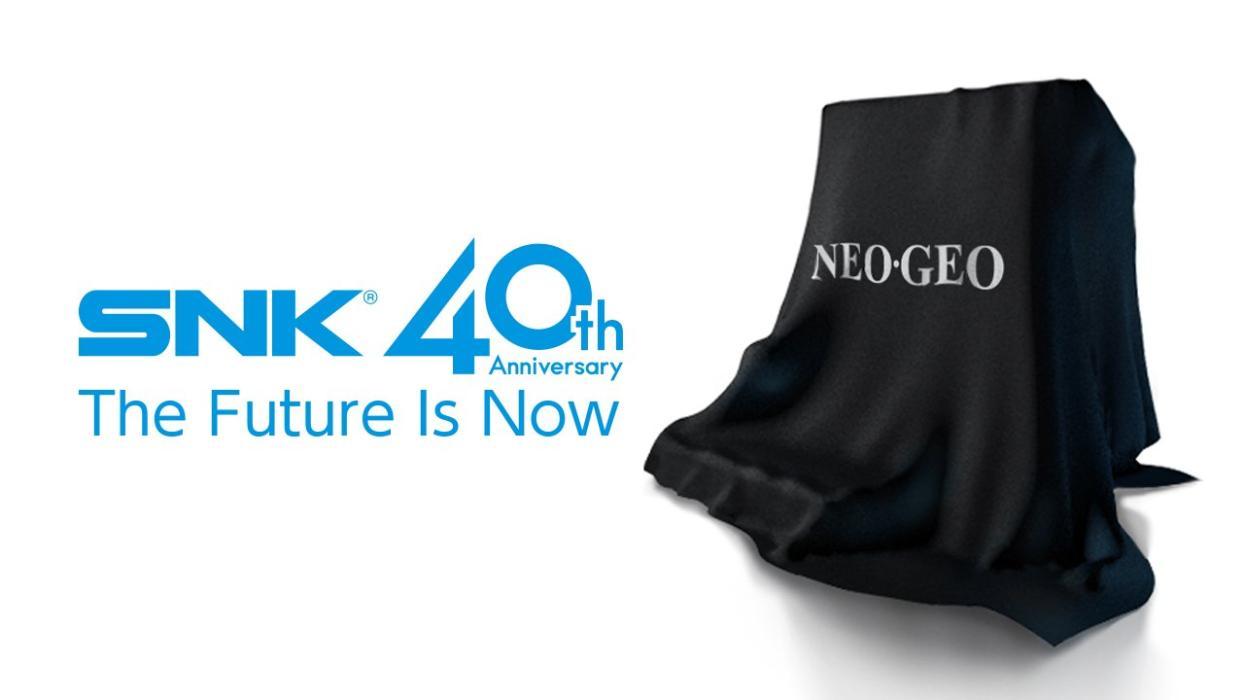 SNK nueva consola juegos Neo-Geo