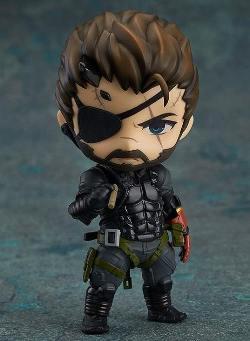 Venom Snake de Metal Gear Solid V: The Phantom Pain - Good Smile Company