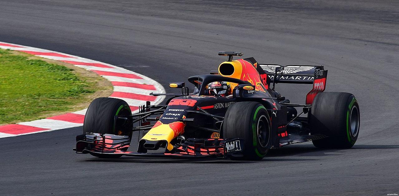 Verstappen Fórmula 1
