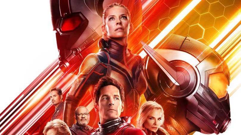 Ant-Man y la Avispa póster