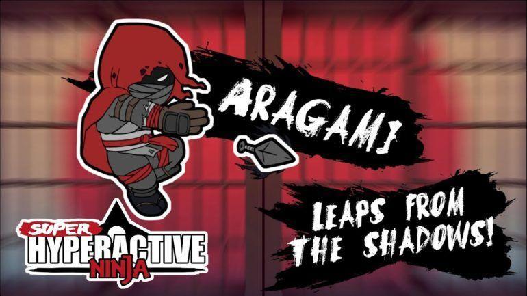 aragami super hyperactive