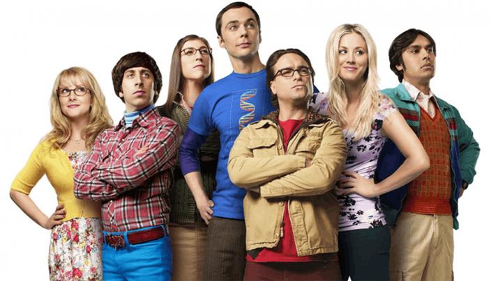 The Big Bang Theory Reparto