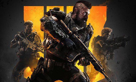 COD Black Ops IIII