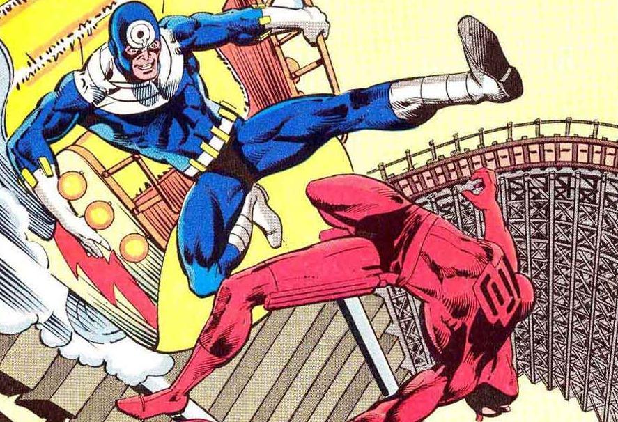 Daredevil Bullseye